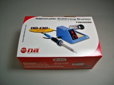 Nippon America Adjustable Soldering Station 79B100SS Packaged
