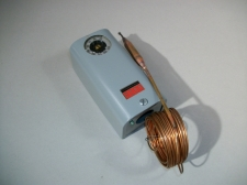 Johnson Controls A19AAF-12 Temperature Temp Control Penn Series A19 - New