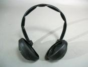 Vintage Military 13222E4461 Headset 5965-01-140-1522 - New
