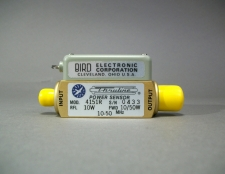 Bird 4151R Thruline Power Sensor N Type TNC 10/50W 10-50 MHz - New