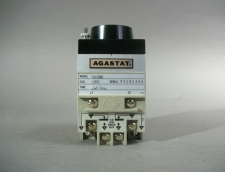 Agastat 7022QBN Timing Relay 7000 Series 12VDC .5-5 Sec - New