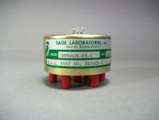Sage Laboratories 365609-6 RF Switch SHM660E-FS-1 - New
