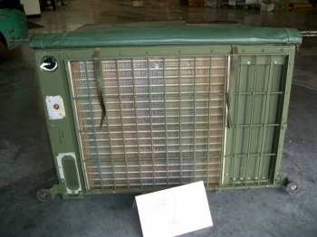 KECO F18H-3SB Military Style Air Conditioner Unit 4120-01-268-4451 - Used