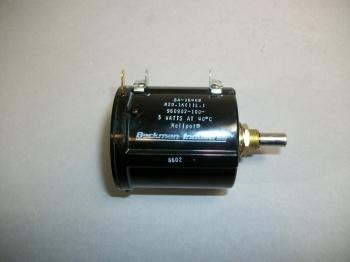 Beckman Industrial SA-1640B 5W Helipot Potentiometer Variable Resistor - New
