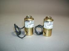 Lot of 2 Parker Skinner Valve 3129BBN1JNPCRRT1J1C2 - 24VDC - New