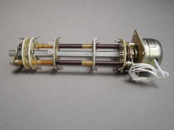 Ledex A-34915-001 Rotary Motorized Switch NSN: 5930-00-715-5238 - NEW