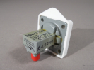 Waveguide to Coax 2000-6255-00 Adapter 12.4-18 GHz