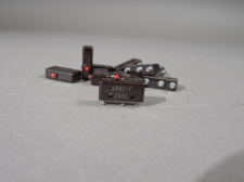 Lot of 10 Honeywell 1SM1-T Microswitch SM Series, SPDT, Solder, 5 A, 250 VAC