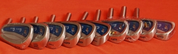 Gentle Giant Set of Golf Heads 3-AW