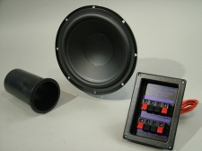 Acoustic Research 8 inch Sub Woofer Kit