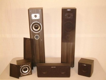 Luxeon Surround Sound System 5.1