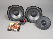 "Polk Audio 5 1/4"" Center Channel Kit - Based on Polk 5 1/4"" woofer"