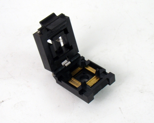 Yamaichi 80 Pin QFP Quad IC Carrier, Part Number: IC51-0804-956-2 | Mavin  the Webstore