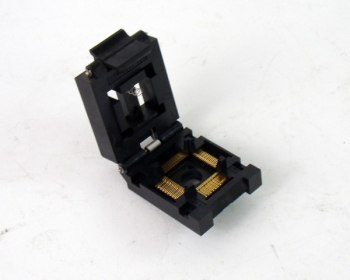 Yamaichi 80 Pin QFP Quad IC Carrier, Part Number: IC51-0804-956-2