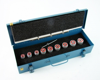 DMC Adaptor Tool Set for: MIL-C-81511 Series 2 & 4 Connector Plugs
