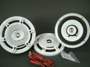 "Almani MR6002 Marine 6.5"" Coaxial Speakers"
