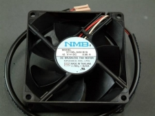 NMB 80 MM Fan 3110-04W-B19 12 VDC Case Fan