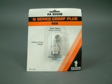 Paladin Type N Series Crimp Plug for RG8 Cable PA 9550B