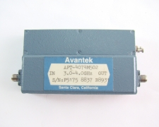 Avantek APT-4074M502 Amplifier