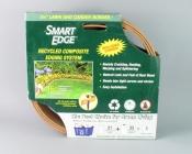 Timberwolf/Smart Edge Lawn Edging/Border CEDAR 16' Feet Lot of 2