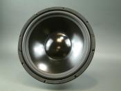 15 Inch 4 ohm Woofer Model EM-TL3806Y-4 High Output, 500 watts