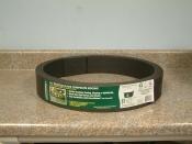 Bulk Sale!! Timberwolf Smart Edge LawnEdging Border 5 rolls of the Color Black 100 Feet Total