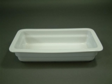 New White Bauscher Weiden Porcelain Serving Dish