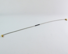 "21"" RF Semi-flex Cable .141 RG402 RA SMA/M - RA SMA/M"