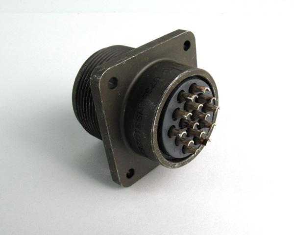Canon MS3102E20-27P Box Mount Connector Receptacle