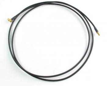 """Radial B3R 993960B SMA/F to SMA/M Cube R/A 79"""" Gold Cable Assembly"""