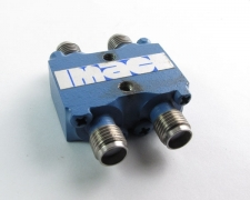 MAC Technology C7267 Quad Hybrid 3dB Coupler 4 Way SMA Female Connectors