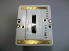I.T.E. Air Circuit Breaker ETN 1048