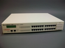 New Cabletron MicroMMAC-24E 10 Base-T Hub with Lanview