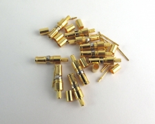 10 pieces FCT FMS016S102W1 Gold Socket Contact