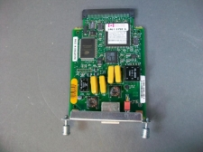 Cisco 1600 Series Router Card
