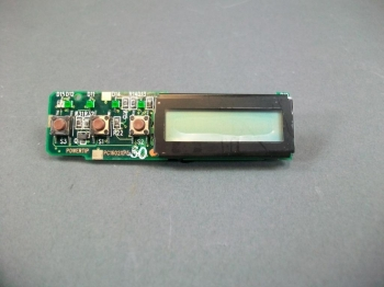 Lot of 45pcs Powertip LCD Modules PC1602XP5 - PC1602ARS-XSO-A-Y2