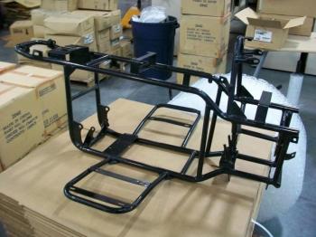 Mini Baha Frame 50cc