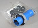 Hubbell Watertight Plug HBL332P6W NEW