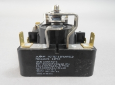 Potter & Brumfield PRDA5DYB Relay 24VDC NEW