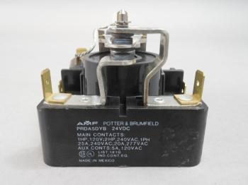 Potter & Brumfield PRDA5DYB Relay 24VDC NEW
