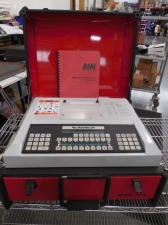 Lot of 15+ Pieces: AMI Model 207A Weld Machine w/ 2 Pendant Remotes 6 Weld Heads
