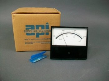 API Shielded Temperature Meter N5-6004-0000 7045 0-300F 0-150C