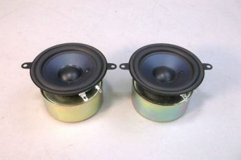 "Major Brand RD0519-1 3.5"" Woofer Speaker 4 Ohm"